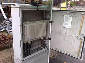 Kabelverstärker von Kabel-Deutschland GmbH